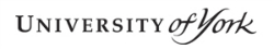 University of University Of York Logo