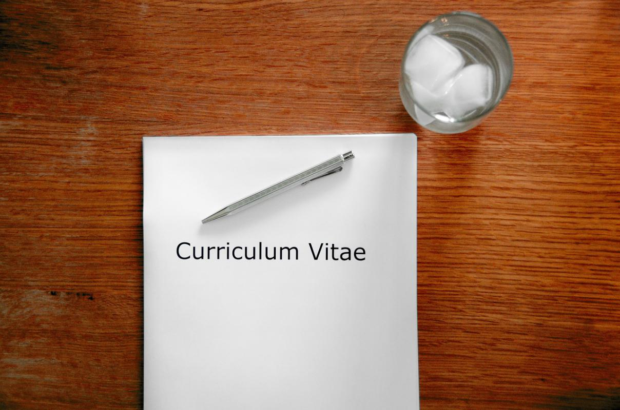 Tips On How To Write A Curriculum Vitae